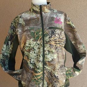 Real Tree Advantage Max 1 Ladies Zip Front Jacket